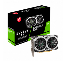 Placa Gráfica MSI GeForce GTX 1650 D6 Ventus XS 4G OCV2