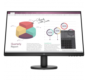 "Monitor HP P24v G4 IPS 23.8"" FHD 16:9 60Hz"