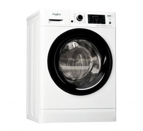 Máquina de Lavar e Secar Roupa Whirlpool FWDD 1071682 WBV EU N 10Kg E Branca