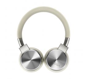 Headphones Lenovo Yoga Active Noice Cancellation Pearl White