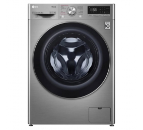 Máquina de Lavar Roupa LG F2WV5S85S2S 8.5kg 1200RPM C Inox