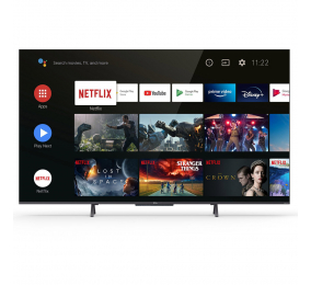 "Televisão TCL C72 55C725 SmartTV 55"" QLED 4K UHD Android TV"
