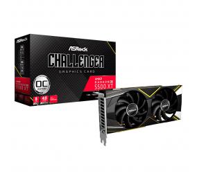 Placa Gráfica ASRock Radeon RX 5500 XT Challenger D 8GB OC