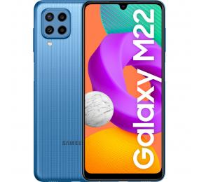 """Smartphone Samsung Galaxy M22 6.4"""" 4GB/128GB Dual SIM Azul"""