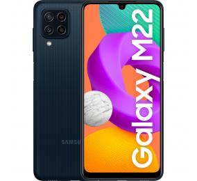 "Smartphone Samsung Galaxy M22 6.4"" 4GB/128GB Dual SIM Preto"