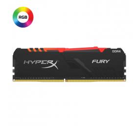 Memória RAM HyperX Fury DDR4 RGB 16GB (1x16GB) DDR4-3200MHz CL16 Preta