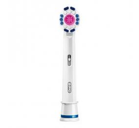 Cabeça para Escova de Dentes Elétrica Oral-B 3D White (3 Unidades)