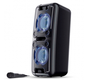 Coluna High-Power Sharp PS-920 Party Speaker System 150W