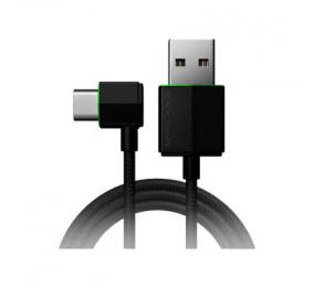 Cabo Black Shark Right-angle USB-C
