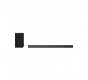 Soundbar LG SN9Y 5.1.2 Canais 520W High Res Audio Wireless com Dolby Atmos