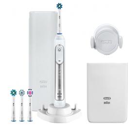 Escova de Dentes Elétrica Oral-B SmartSeries Genius 8600