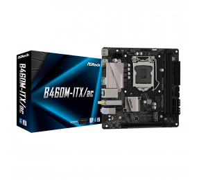 Motherboard Mini-ITX ASRock B460M-ITX/ac