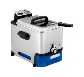 Fritadeira Tefal Oleo Clean Pro 3.5L 2400W Inox