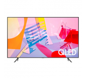 "Televisão Plana Samsung Q60T SmartTV 85"" QLED 4K UHD"