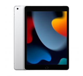 "Apple iPad (2021) 10.2"" Wi-Fi + Cellular 256GB Prateado"