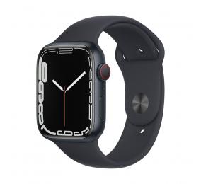 Apple Watch Series 7 GPS+Cellular 45mm Alumínio Meia-Noite c/ Bracelete Desportiva Meia-Noite