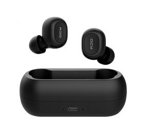 Earbuds QCY T1C True Wireless Pretos
