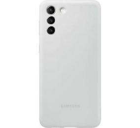 Capa Samsung Silicone Cover Samsung Galaxy S21+ Cinzenta