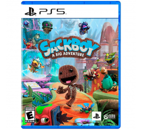 Jogo PS5 Sackboy: A Big Adventure
