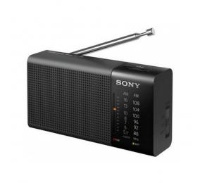 Rádio Portátil Sony ICF-P36 FM/AM Preto