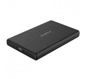 "Caixa Externa 2.5"" Orico 2189C3 SATA I/II/III para USB 3.1 Gen1 Type-C Preta"