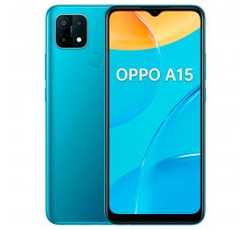 """Smartphone Oppo A15 6.52"""" 3GB/32GB Dual SIM Mystery Blue"""