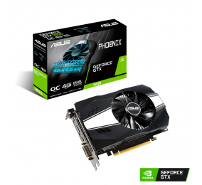 Placa Gráfica Asus GeForce GTX 1650 Phoenix V2 4GB OC