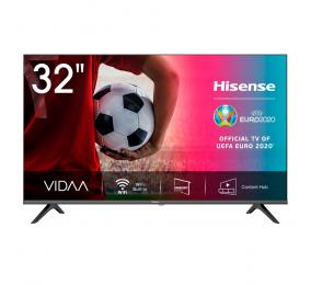 "Televisão Plana Hisense Série A5600F SmartTV 32"" LED HD Ready"