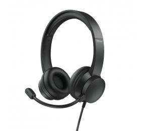 Headset Trust Rydo On-Ear USB Preto