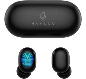 Earbuds Haylou GT1 TWS Bluetooth Pretos