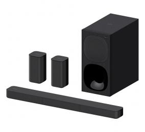 Soundbar Sony HT-S20R Dolby Digital 5.1 400W Wireless Preta