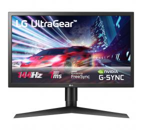 """Monitor LG UltraGear 24GL650-B TN 23.6"""" FHD 16:9 144Hz FreeSync"""