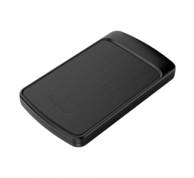 "Caixa Externa 2.5"" Orico 2020U3 SATA I/II/III para USB 3.0 Micro-B Preta"