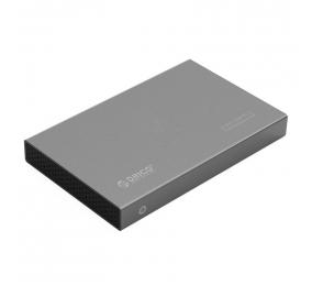 "Caixa Externa 2.5"" Orico 2518S3 SATA I/II/III para USB 3.0 Micro-B Preta"