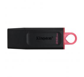 Pen Drive Kingston DataTraveler Exodia 256GB USB 3.2 Preta