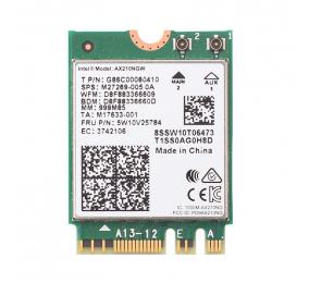 Placa de Rede Wireless Intel Wi-Fi 6E AX210 (Gig+) 2230 2x2 AX R2 (6GHz) + BT vPro