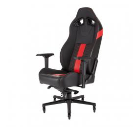 Cadeira Gaming Corsair T2 Road Warrior Preta/Vermelha