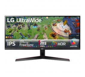 """Monitor LG UltraWide 29WP60G-B IPS 29"""" UW-UXGA 21:9 75Hz FreeSync"""