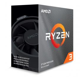 Processador AMD Ryzen 3 3300X Quad-Core 3.8GHz c/ Turbo 4.3GHz 18MB SktAM4