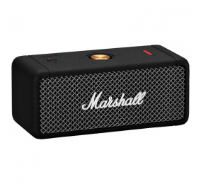 Coluna Marshall Emberton Bluetooth Preta