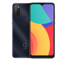 "Smartphone Alcatel 1S 2021 6.52"" 3GB/32GB Dual SIM Elegant Black"