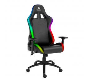 Cadeira Gaming Alpha Gamer Cygnus RGB Preta