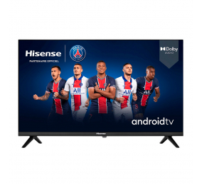 "Televisão Hisense Série A5700FA SmartTV 40"" LED FHD Android TV"