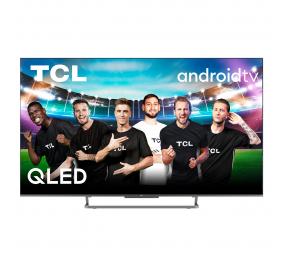 "Televisão TCL C728 65C728 SmartTV 65"" QLED 4K UHD Android TV"