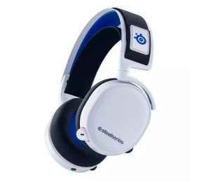 Headset Steelseries Arctic 7P Wireless Gaming PS5/PS4/PC Branco