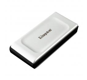 SSD Externo Kingston XS2000 500GB USB 3.2 Gen2 Cinza