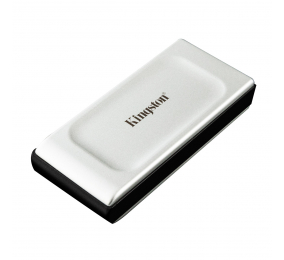 SSD Externo Kingston XS2000 2TB USB 3.2 Gen2 Cinza