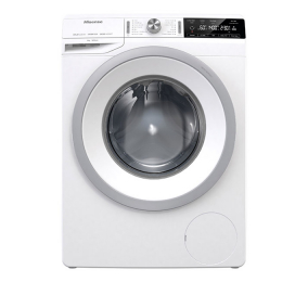 Máquina de Lavar Roupa Hisense WFGA8014V 8kg 1400RPM A+++ Branca