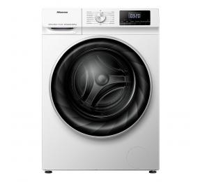 Máquina de Lavar e Secar Roupa Hisense WDQY1014EVJM 10/6kg 1400RPM E Branca