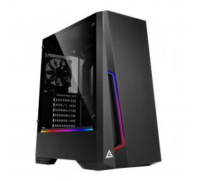Caixa ATX Antec DP501 RGB Tempered Glass Preta